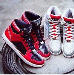 IDX复古篮球情侣鞋