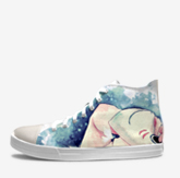 自由涂鸦滑板鞋
